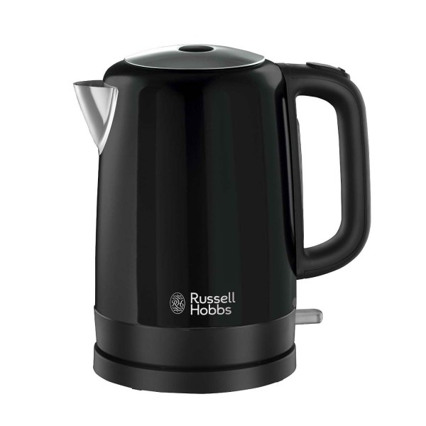 Russell Hobbs 20613 Canterbury Electric Kettle Black