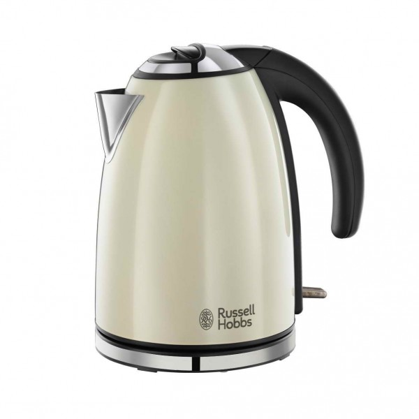 Russell Hobbs Colours 18943 Electric Kettle Cream