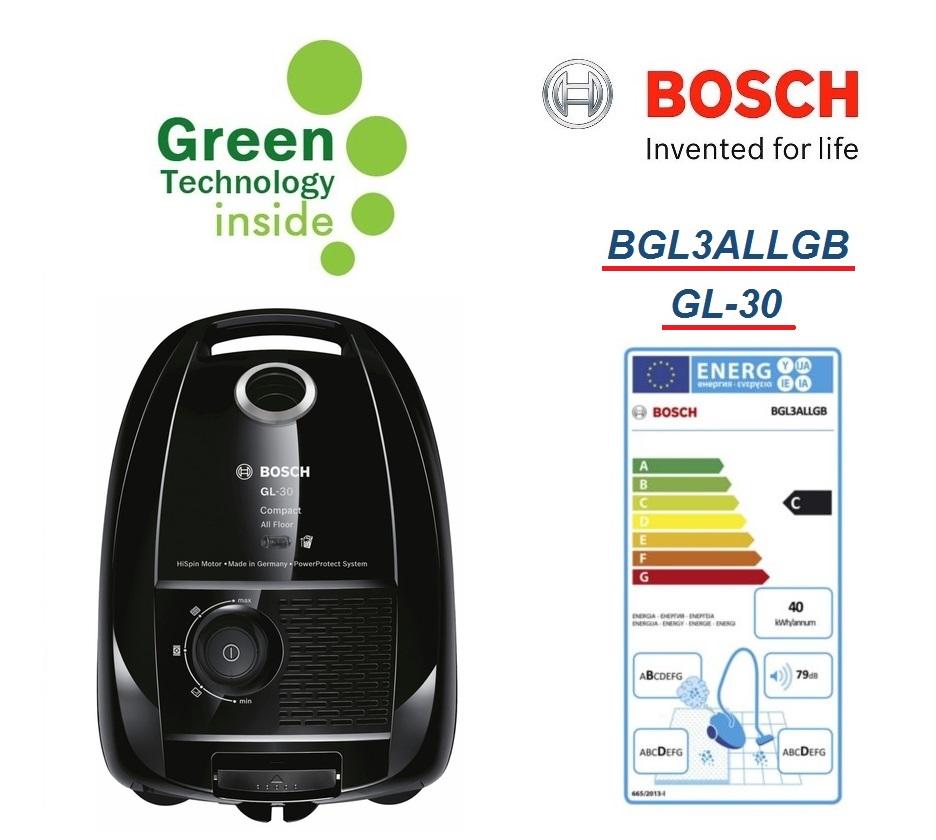 BOSCH BGL3ALLGB GL30 All Floor Compact