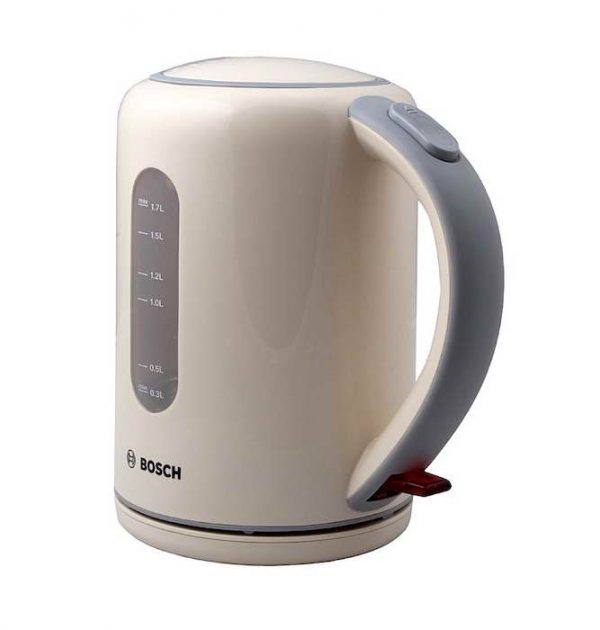 Bosch TWK7607GB Village Collection Jug Kettle Cream