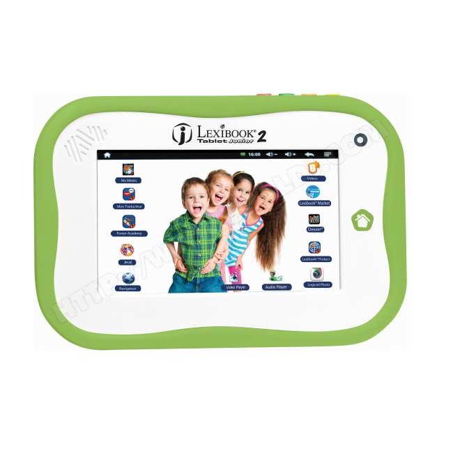 Lexibook Junior 2 Android Kids Tablet 7 Inch 4gb Around
