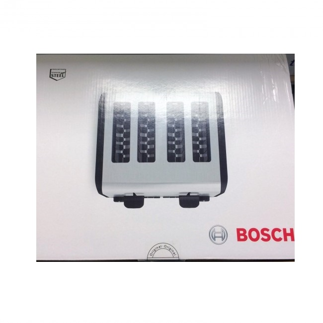 bosch 4 slice toaster tat6a643gb around the clock offers. Black Bedroom Furniture Sets. Home Design Ideas
