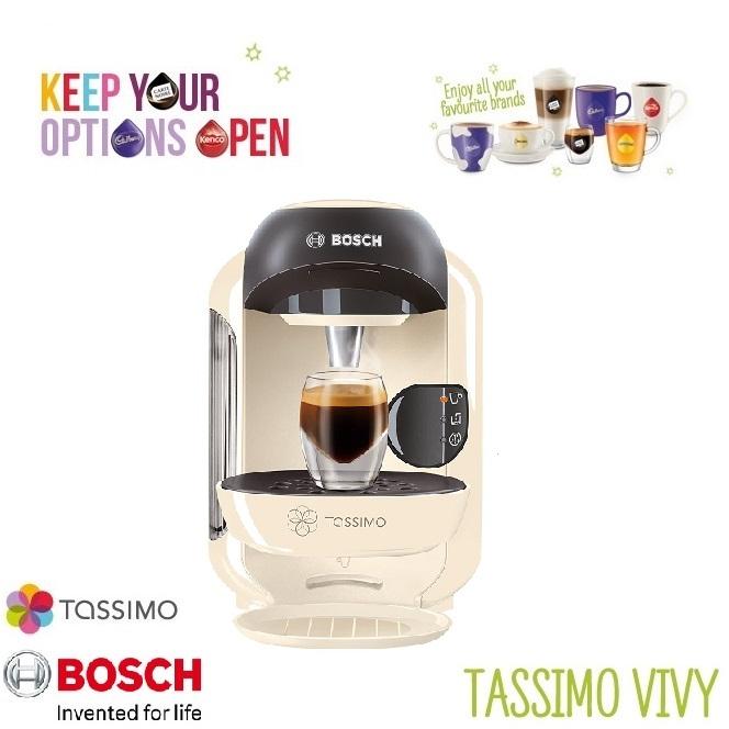BoscH VivY T12 HoT DrinkS TassimO bY MachinE CreaM