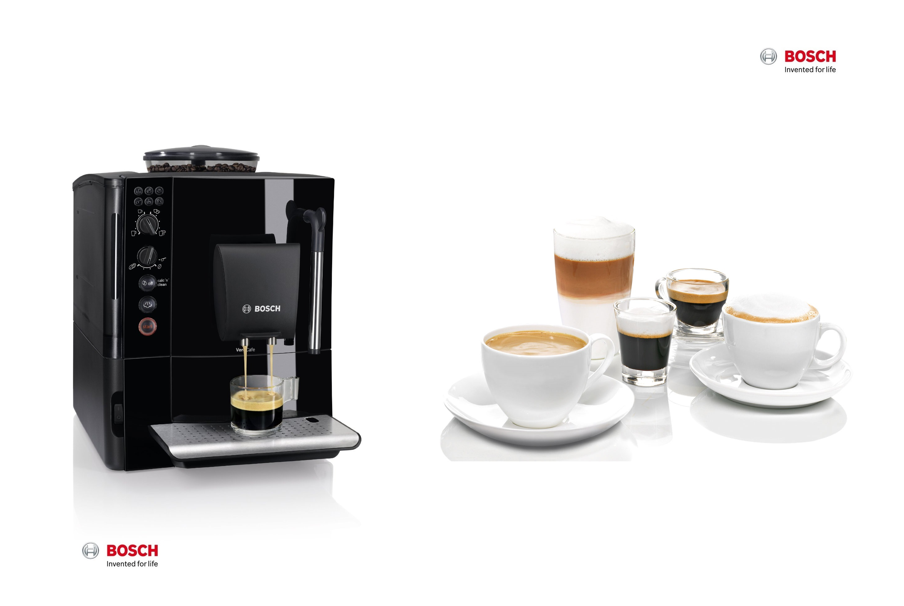 VeroCafe TES50129RW Fully Automatic