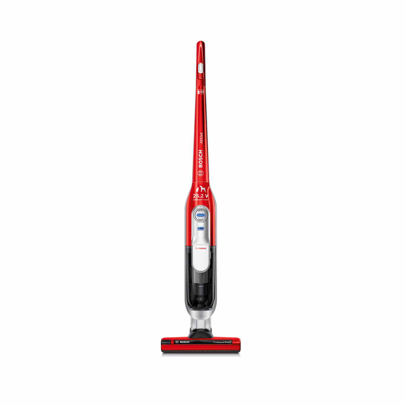 Bosch Athlet Animal Pro Cordless Upright Vacuum Cleaner