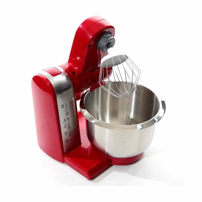 Bosch Multi Function Food Processor Accessories Red Mum48r1gb Around The Clock Offers
