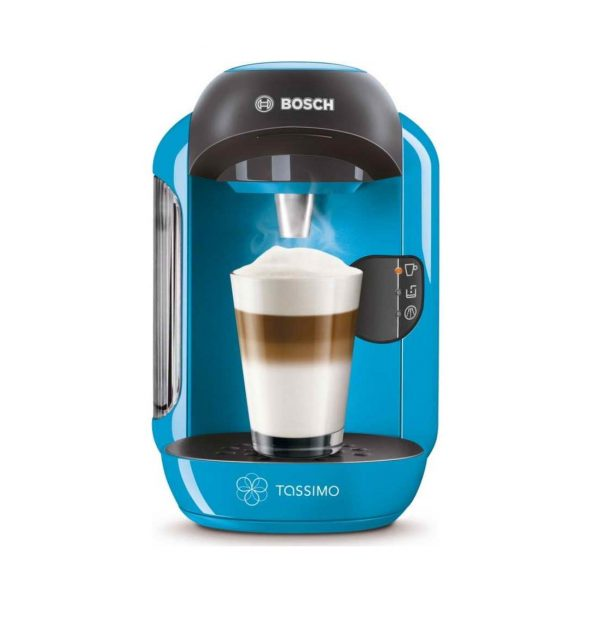 Bosch TAS1255GB Tassimo Vivy II T12 Coffee Machine Blue BD