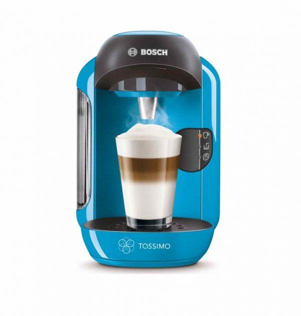 Bosch TAS1255GB Tassimo Vivy II T12 Coffee Machine Blue refurbushed