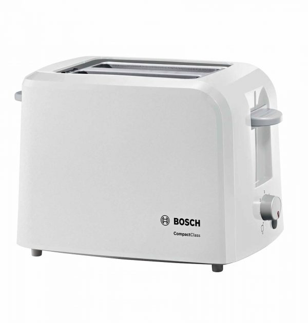 Bosch TAT3A011GB Village Collection Toaster White BD