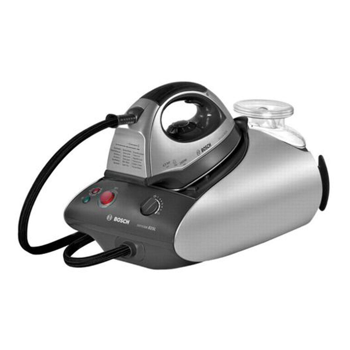 No Steam Iron ~ Bosch tds gb w ceramic soleplate professional steam