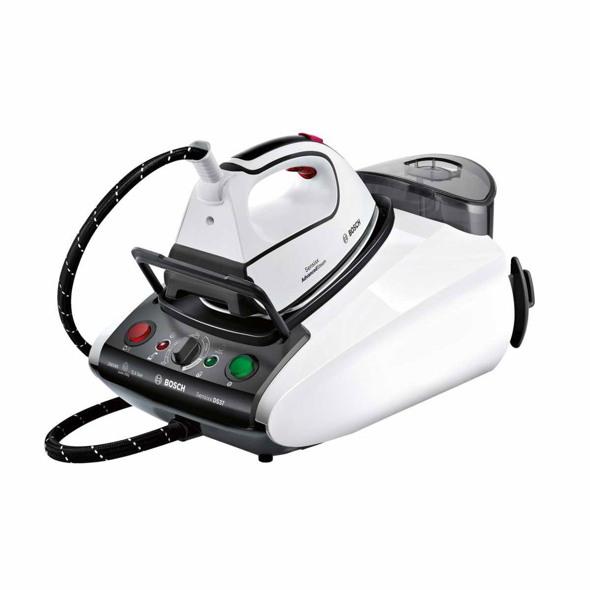 Steam Generator Iron ~ Bosch tds gb ds silent comfort senxixx steam