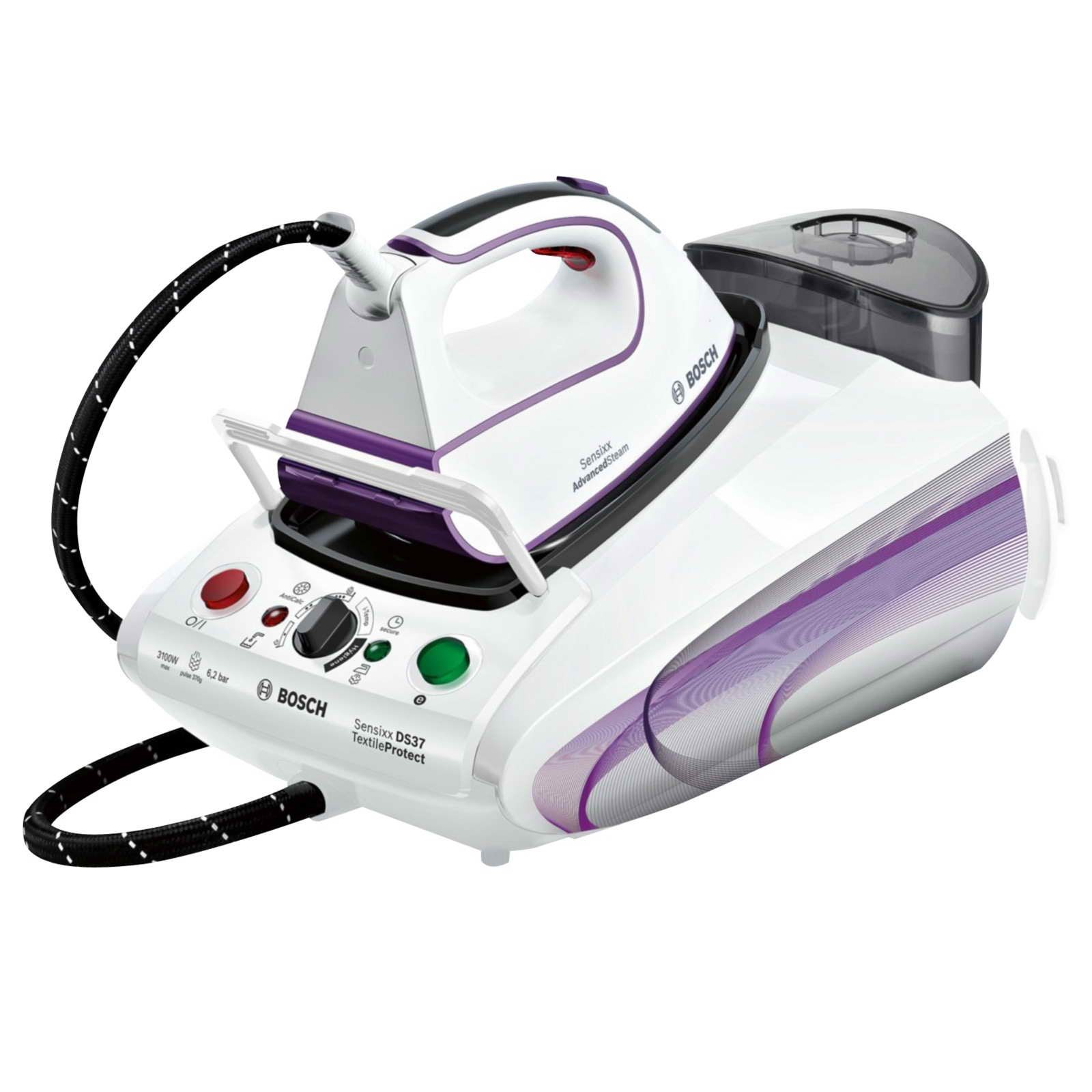 Bosch Pro Hygiene Steam Generator Iron TDS3780GB