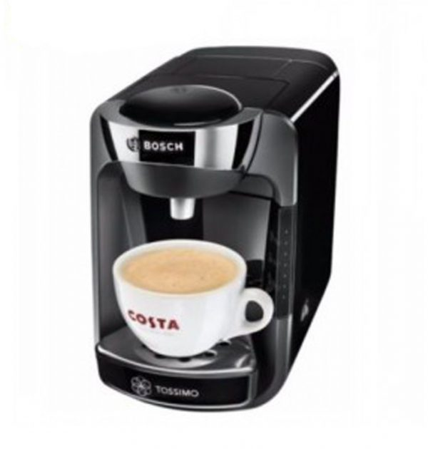 bosch tassimo t32 suny tas3202gb coffee machine multi drink pod machine black around the clock. Black Bedroom Furniture Sets. Home Design Ideas