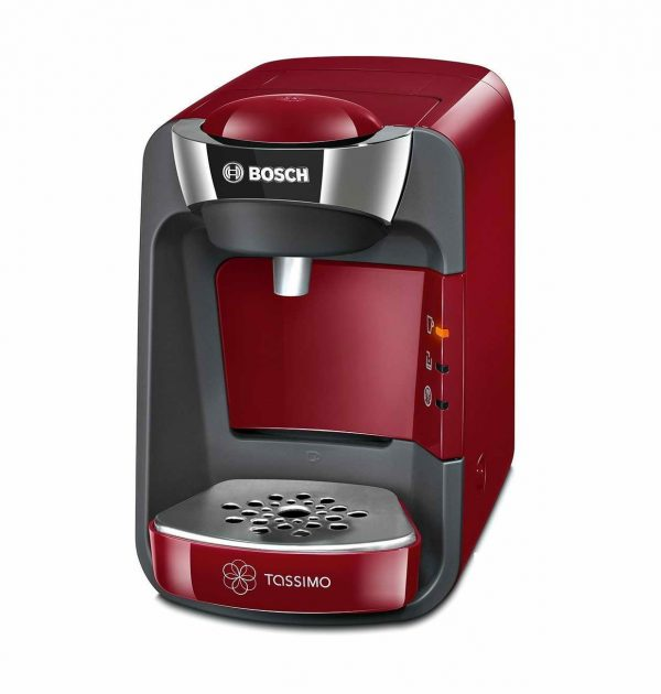 Bosch Tassimo TAS3203GB T32 Suny Coffee Machine Red refurbished