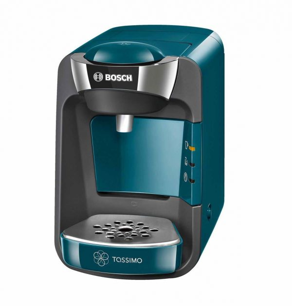 Bosch Tassimo TAS3205GB T32 Suny Coffee Machine Blue BD