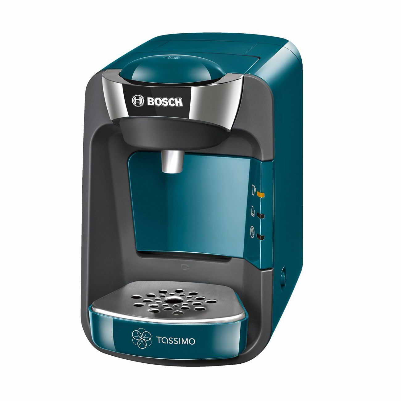 bosch tassimo tas3205gb t32 suny coffee machine blue. Black Bedroom Furniture Sets. Home Design Ideas