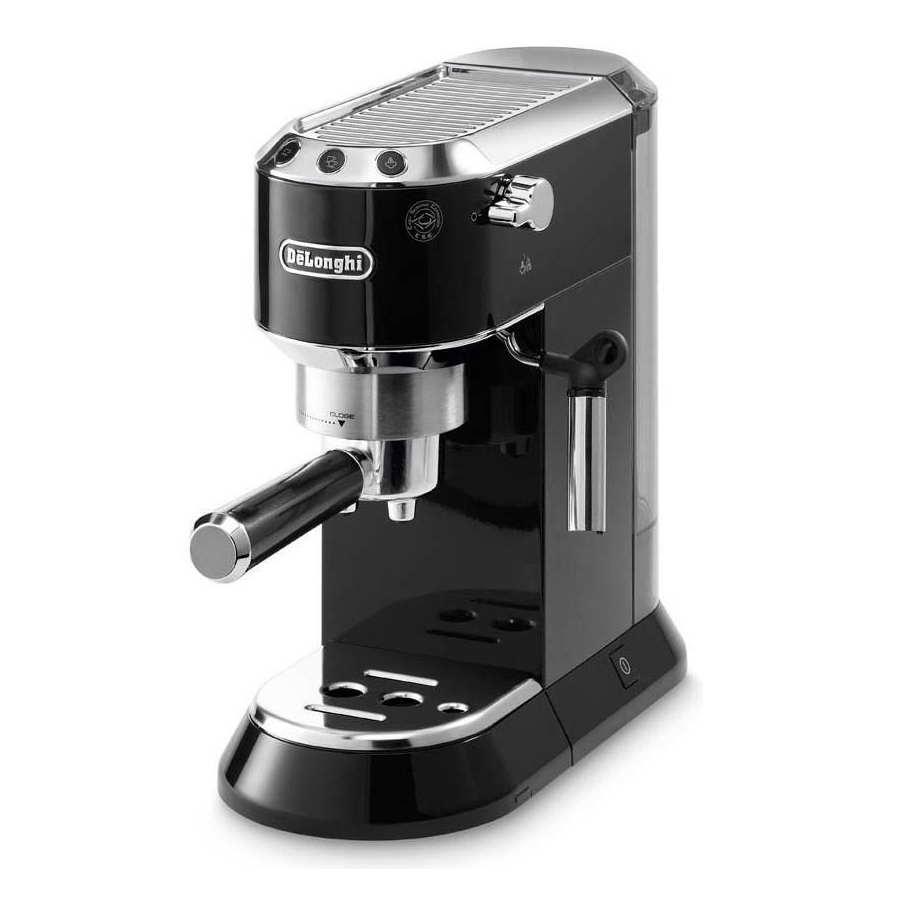 delonghi dedica ec680 15 bar espresso cappuccino machine