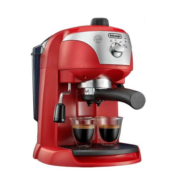 delonghi-ecc221r-motivo-espresso-and-cappuccino-machine-red