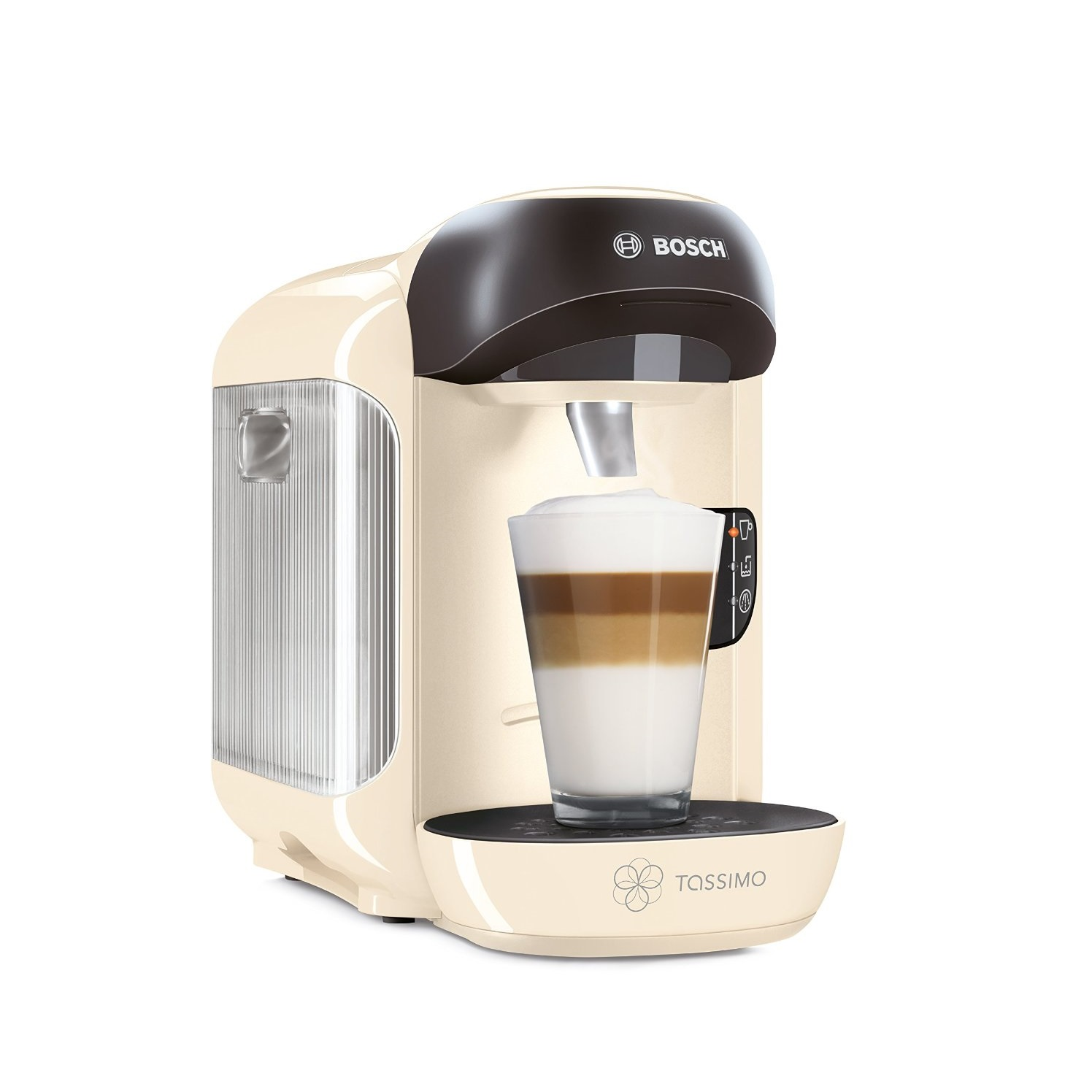 bosch tassimo vivy t12 tas1257gb multi hot cold drinks pod machine cream around the clock offers. Black Bedroom Furniture Sets. Home Design Ideas