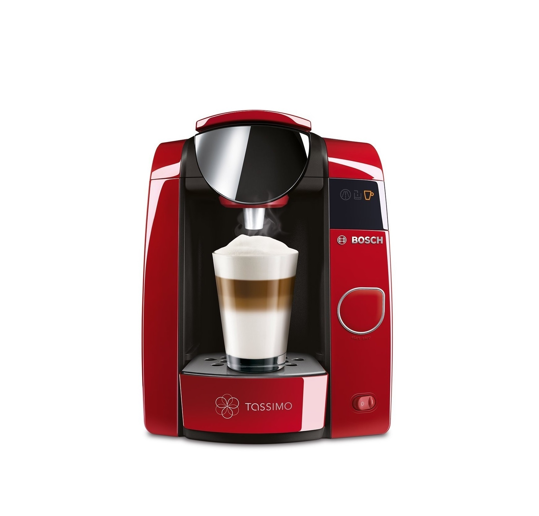 bosch tassimo joy 2 t45 multi drinks pod machine red tas4503gb around the clock offers. Black Bedroom Furniture Sets. Home Design Ideas