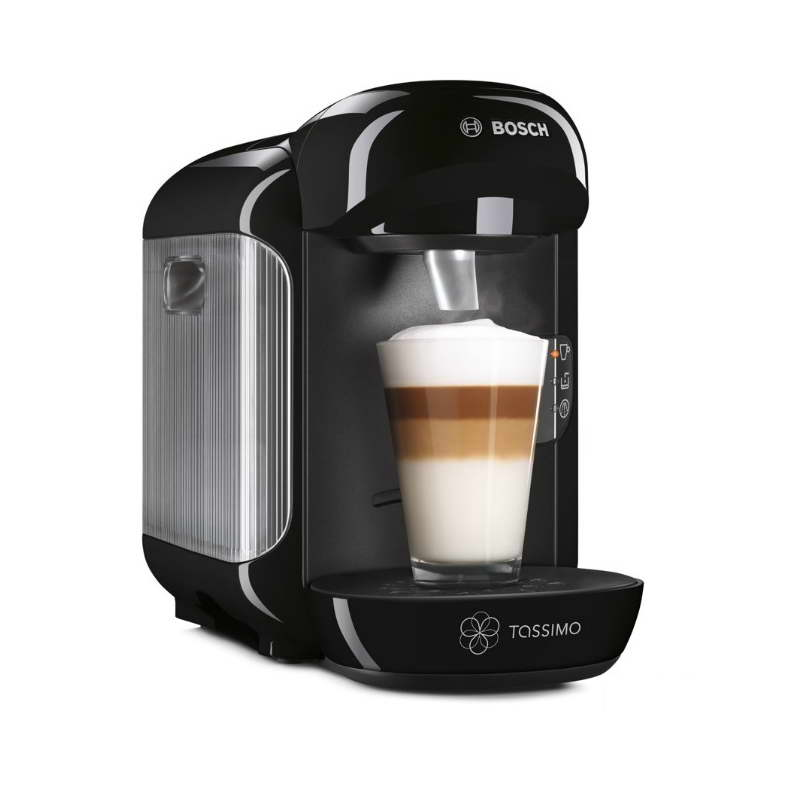 bosch tassimo vivy black tas1202gb around the clock offers. Black Bedroom Furniture Sets. Home Design Ideas