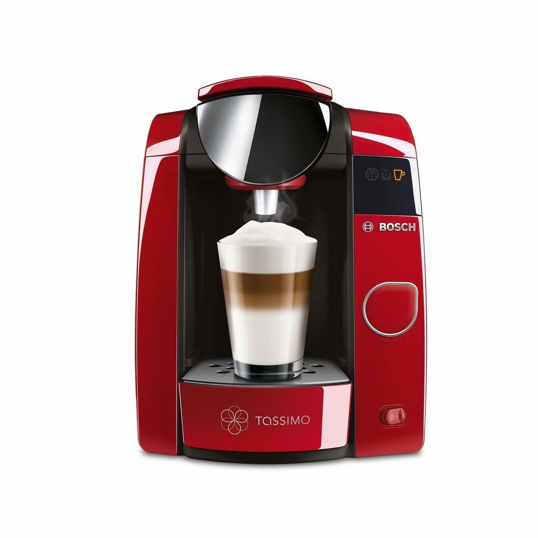 Bosch Tassimo Joy 2 T45 Multi Drinks Pod Machine Red Tas4503gb