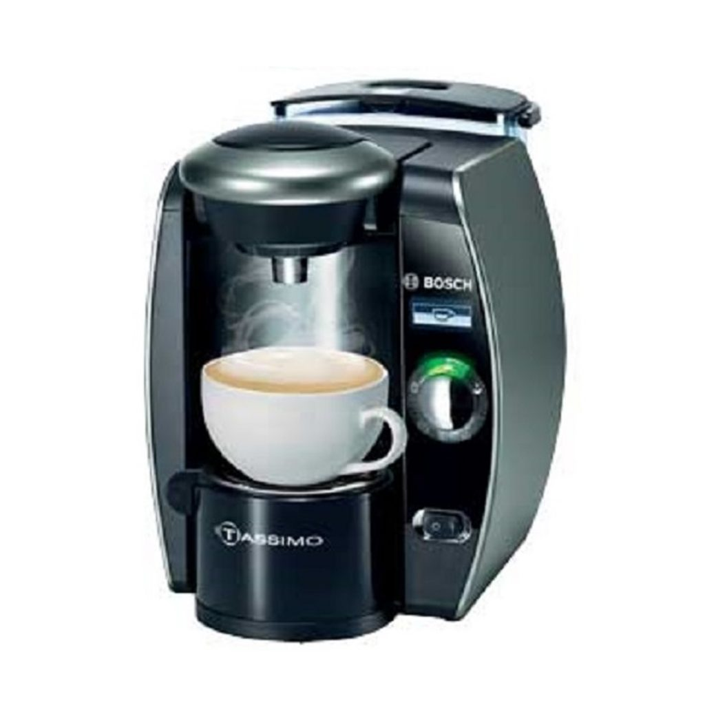 Bosch Coffee Maker Tkn68e75uc : Bosch Tassimo T65 Fidelia Plus TAS6515GB Multi Drink Coffee Machine with LCD Display Around ...