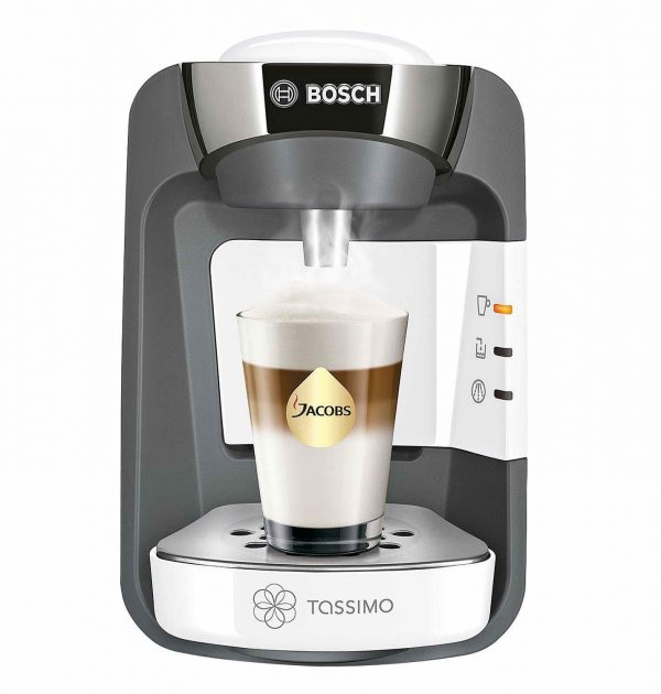 bosch tassimo suny t32 tas3204gb multi drinks hot cold pod machine coconut white around the. Black Bedroom Furniture Sets. Home Design Ideas