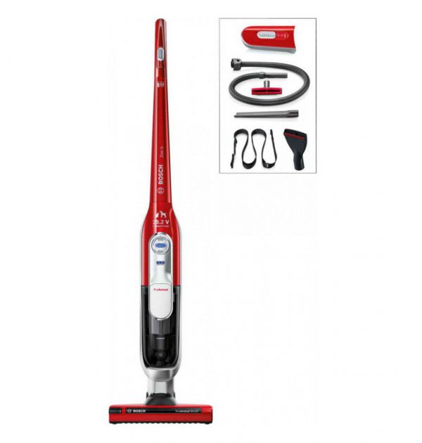 Bosch BCH625K2GB Athlet Cordless Stick Vacuum Cleaner