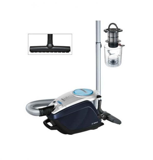 Bosch BGS5SCSIGB GS50 Relaxx ProSilence 66 Vacuum Cleaner bd