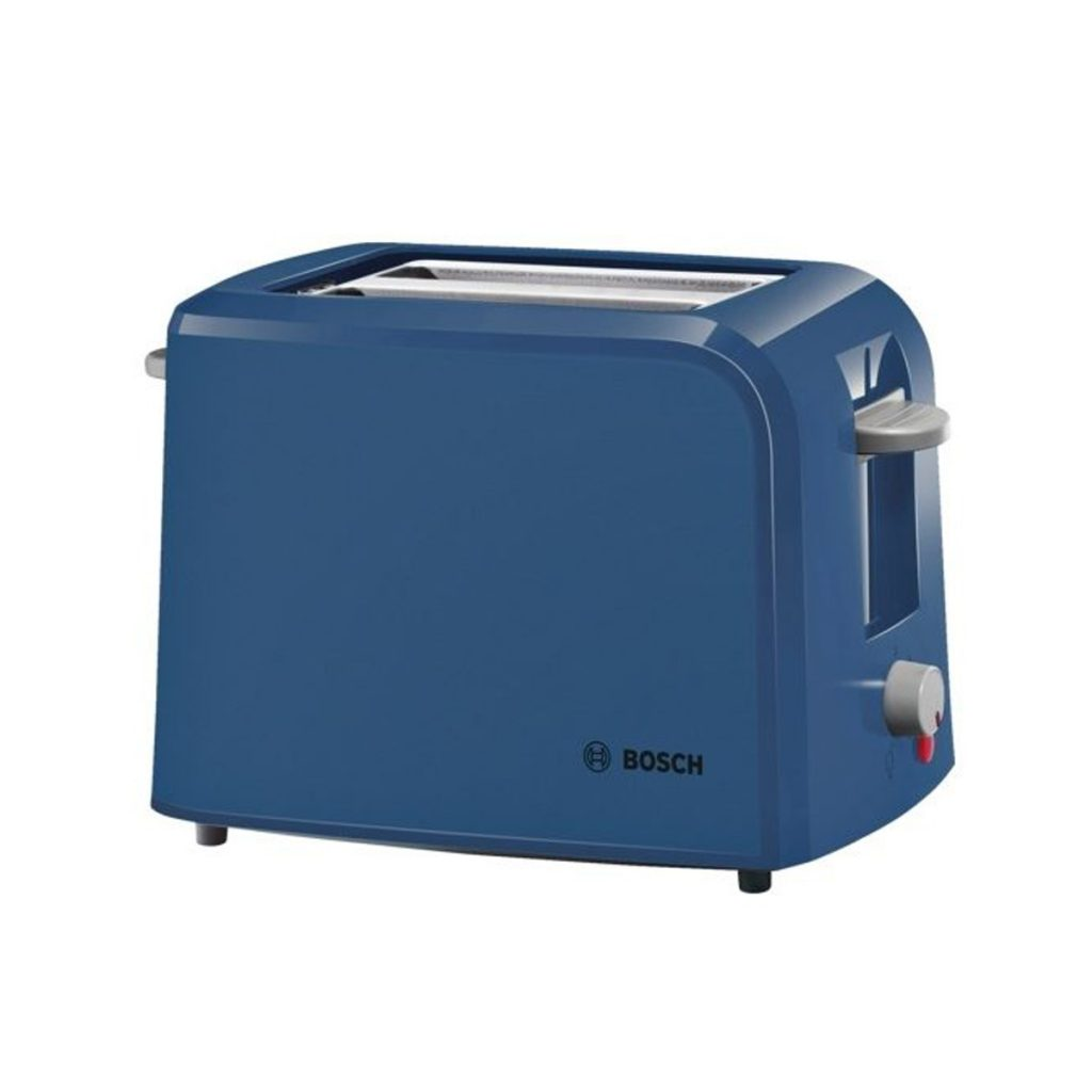 Bosch Village Collection 2 Slice Toaster – Blue TAT3A022GB ...