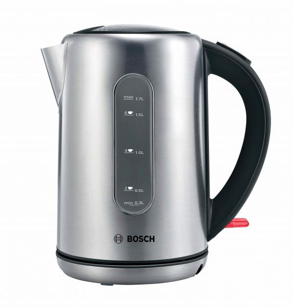 Bosch TWK7901GB City Collection Stainless Steel Cordless Kettle RF
