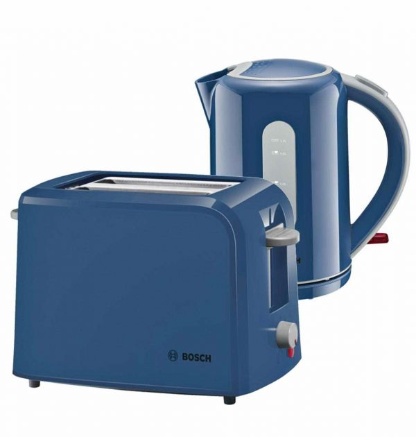 Bosch-Village-Collection-Cream-Kettle-Toaster-combo-blue