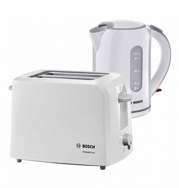 Bosch-Village-Collection-Cream-Kettle-Toaster-combo-white