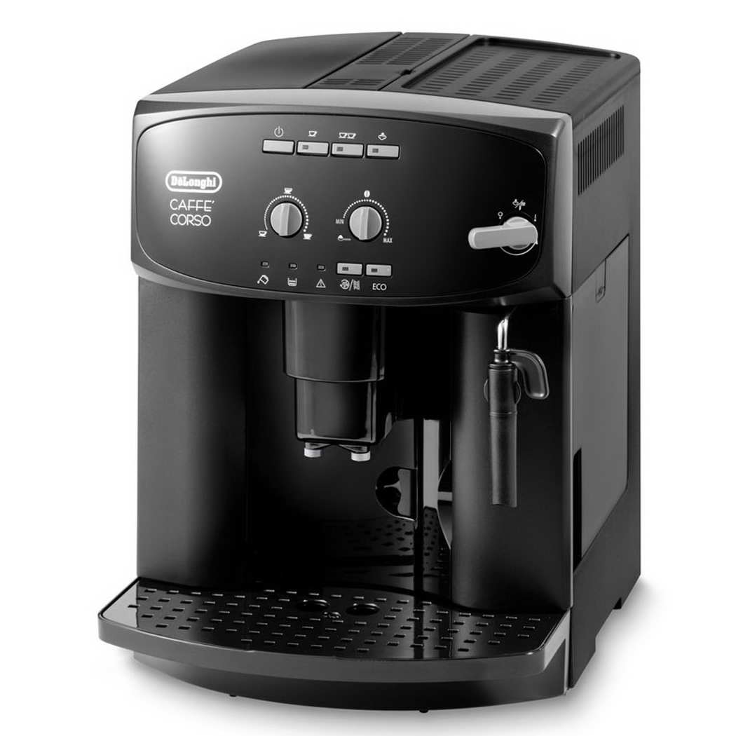 delonghi magnifica automatic bean to cup coffee machine. Black Bedroom Furniture Sets. Home Design Ideas