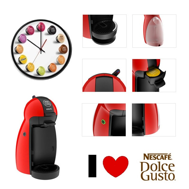 krups nescafe dolce gusto piccolo kp1006 multi drinks machine red around the clock offers. Black Bedroom Furniture Sets. Home Design Ideas