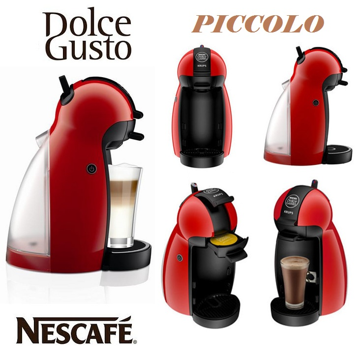 krups nescafe dolce gusto piccolo kp1006 multi drinks. Black Bedroom Furniture Sets. Home Design Ideas
