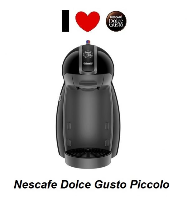 delonghi nescafe dolce gusto piccolo edg200b multi drinks. Black Bedroom Furniture Sets. Home Design Ideas