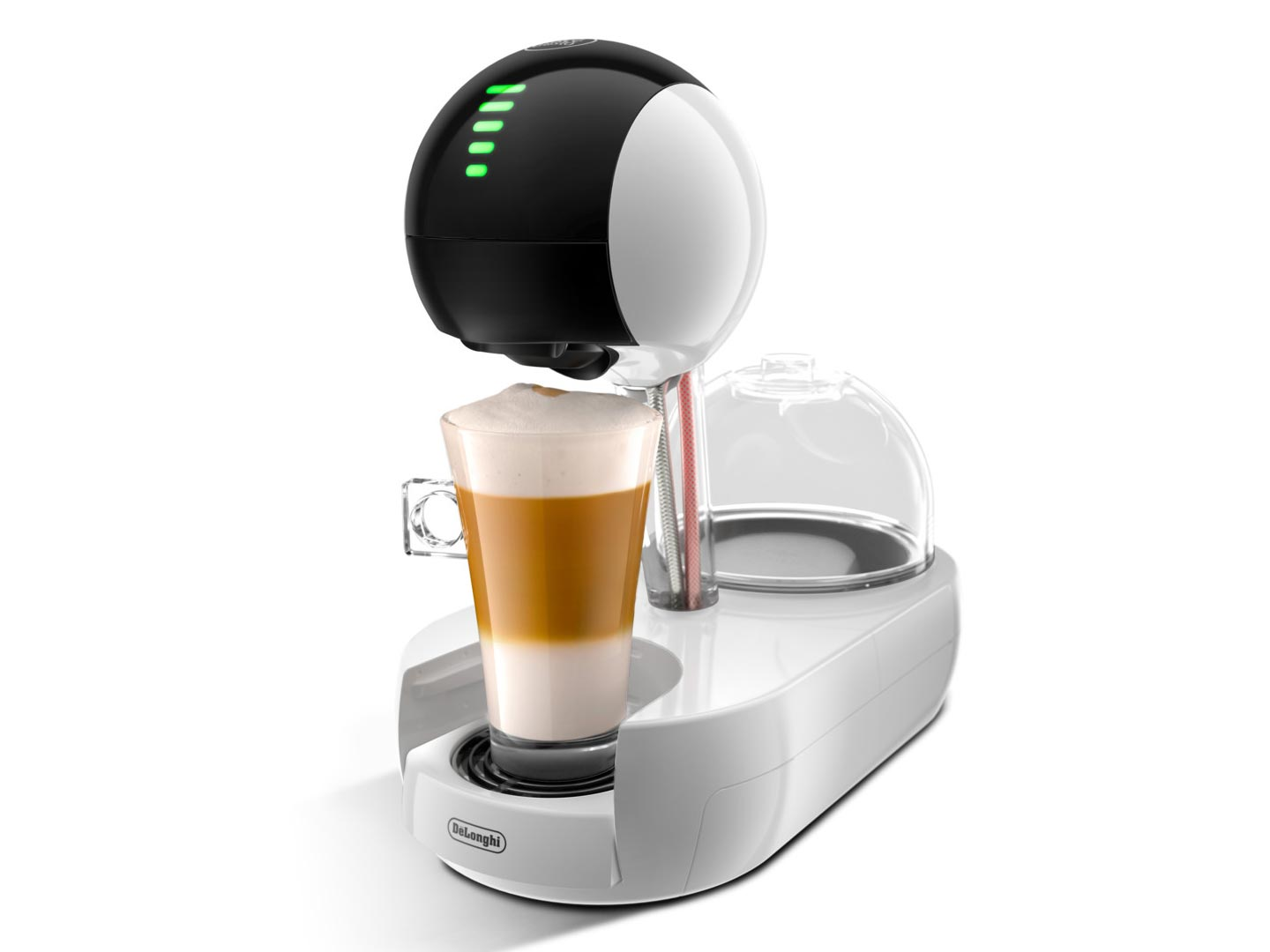 delonghi dolce gusto stelia pod coffee machine white. Black Bedroom Furniture Sets. Home Design Ideas