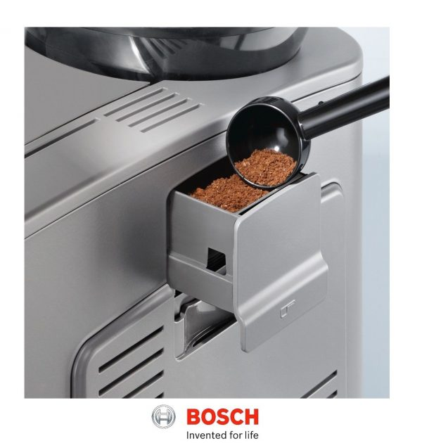 Bosch Coffee Maker Customer Service : Bosch VeroCafe Bean To Cup Fully Automatic Coffee Machine & Milk Frother TES50621RW Around The ...