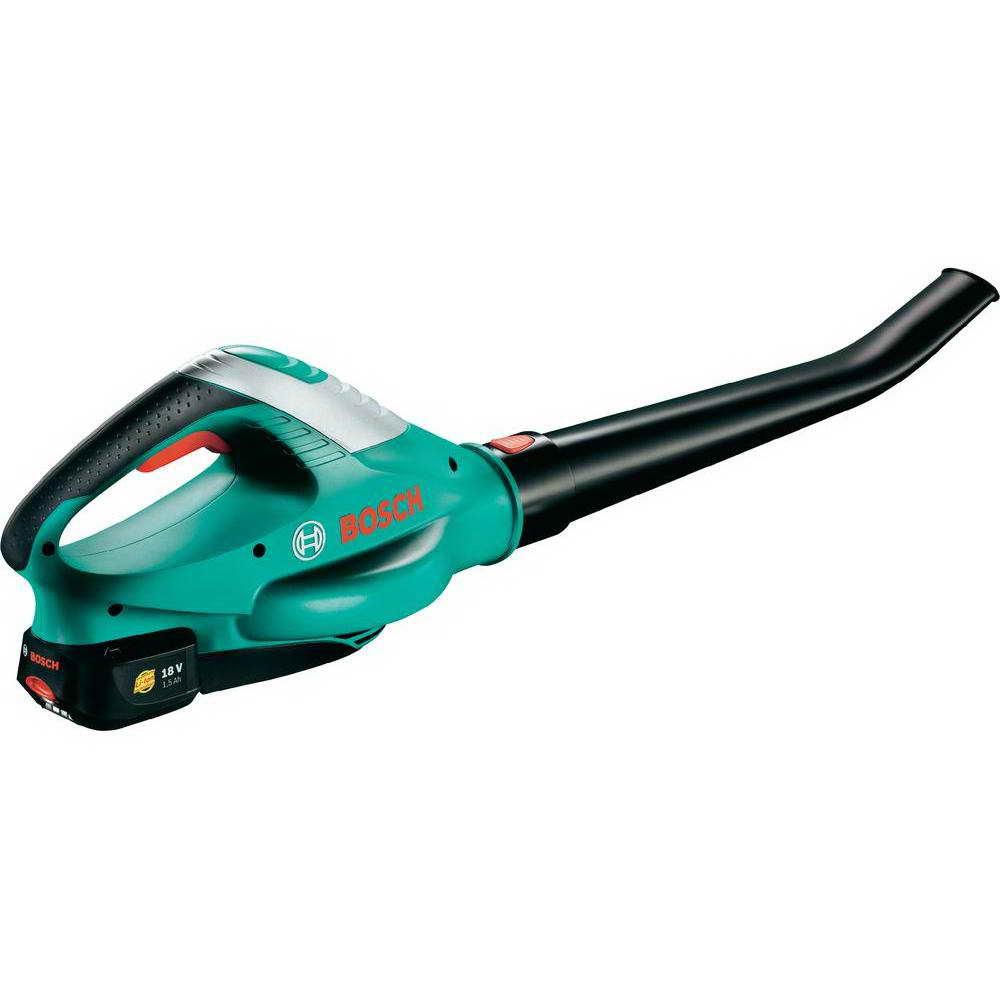 bosch alb 18 li 18v cordless garden leaf blower with 18v