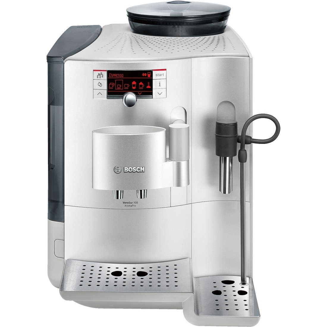 Bosch VeroBar101 Bean to Cup Automatic Coffee Machine & Milk Frother TES71221RW Around The ...