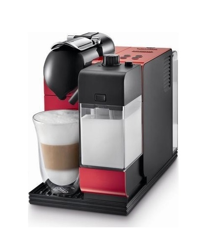 Delonghi En521r Nespresso Lattissima Plus Capsule Machine