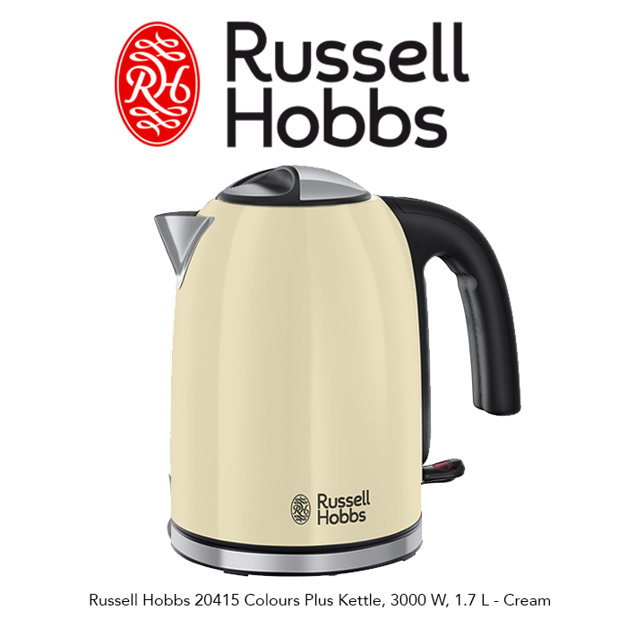 RUSSELL HOBBS Colours Plus 1.7L Jug