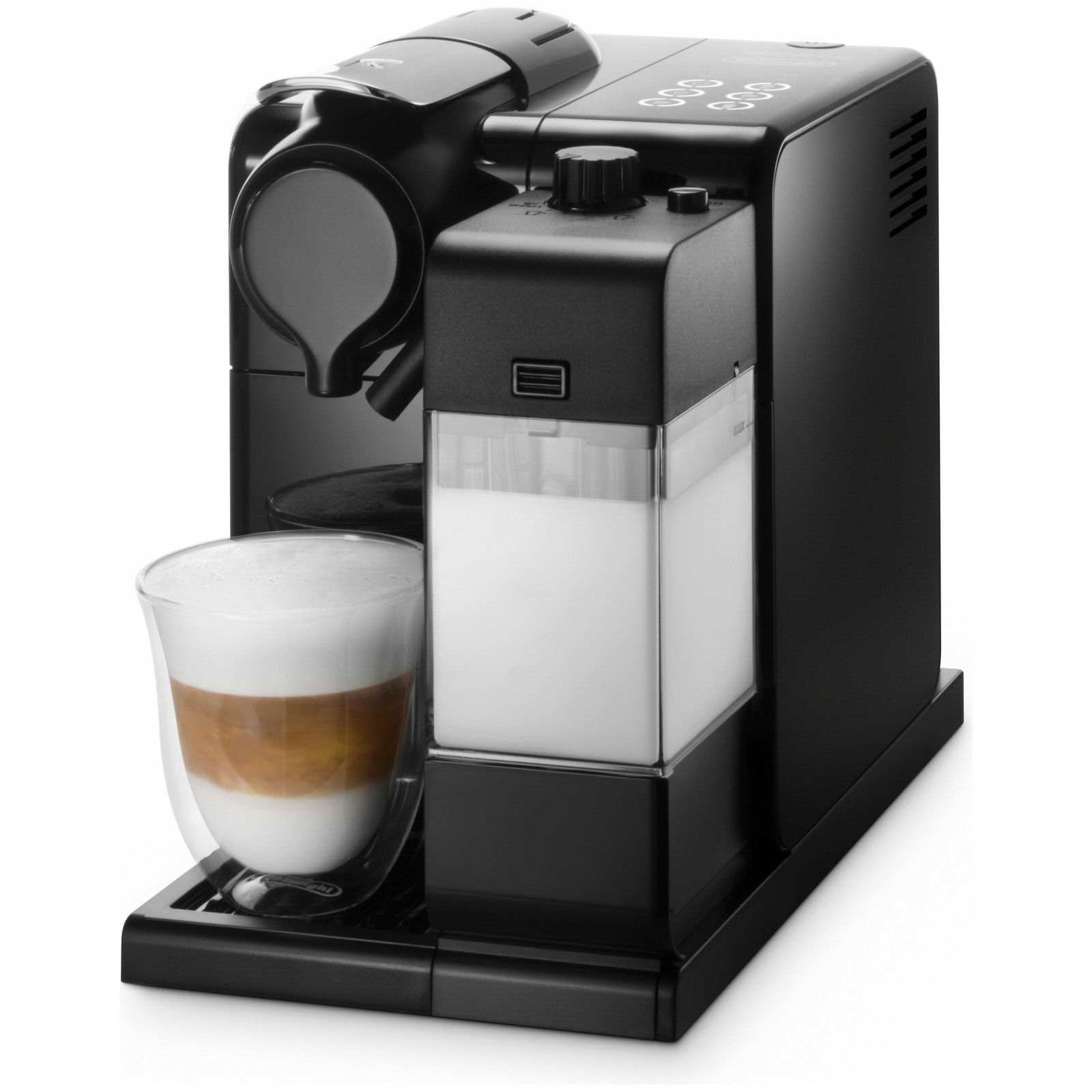 delonghi nespresso latissma espresso cappuccino machine en550 b around the clock offers. Black Bedroom Furniture Sets. Home Design Ideas