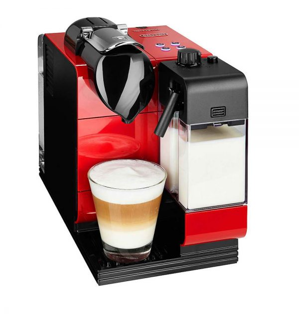 Delonghi-EN521R-Nespresso-Lattissima-Coffee-Machine-Red