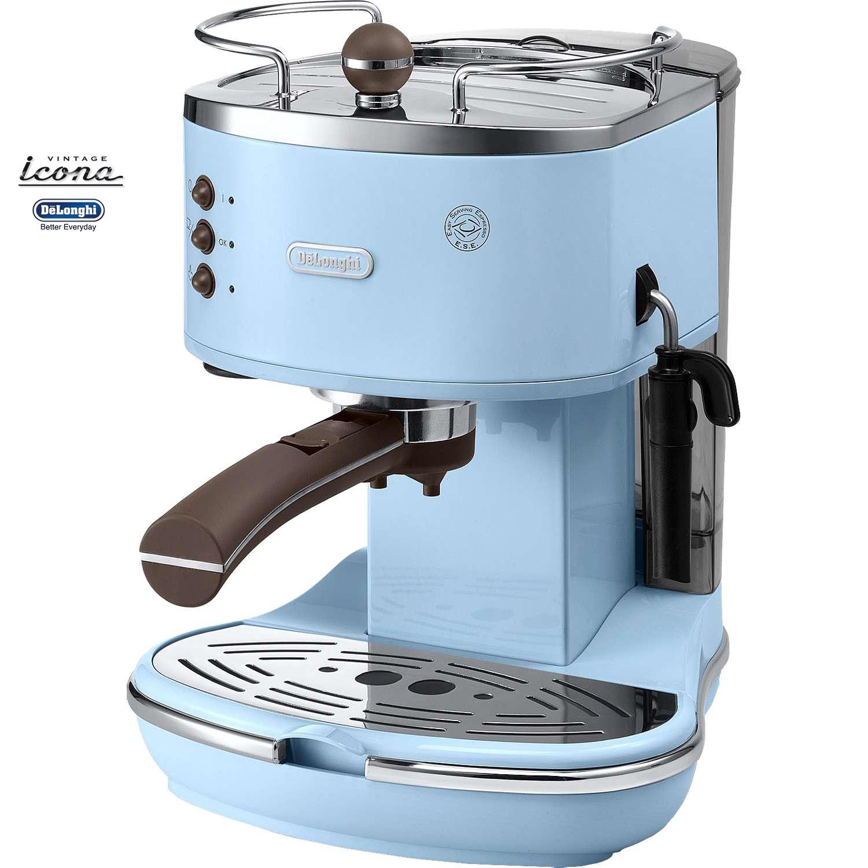 DeLonghi ECOV311AZ Icona Vintage Espresso and Cappuccino Machine ...
