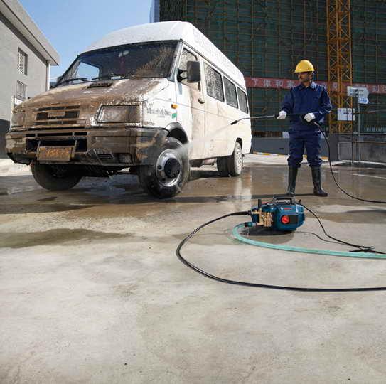 Bosch GHP 5-13 C Professional High-pressure Washer 5