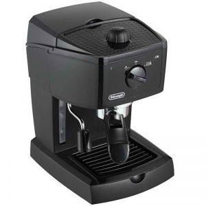 DeLonghi EC146B Traditional Pump Espresso Machine Black 02