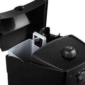 DeLonghi EC146B Traditional Pump Espresso Machine Black 03